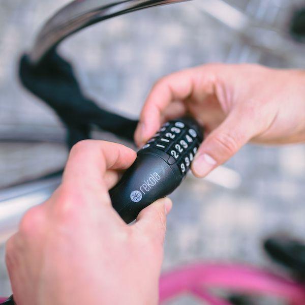 Odemknete kolo a vyjedete